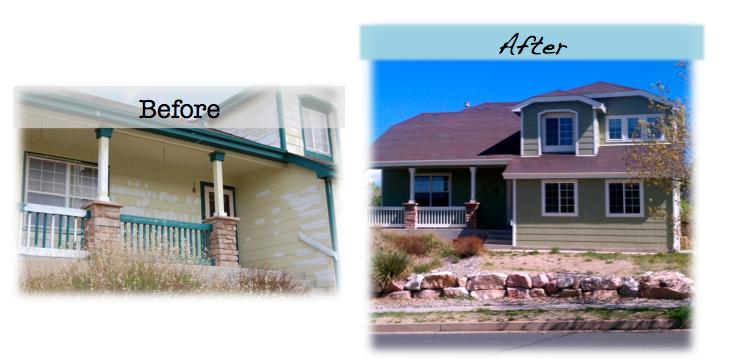 Exterior House Painter Colorado Springs A Quality Paint Job